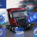 Scania and ARROUND will release ads with augmented reality