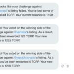 TCR Party: The #CryptoTwitter Popularity Contest Everyone's Talking About