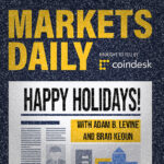 MARKETS DAILY HOLIDAYS: Hot Wallets and Cold Storage?